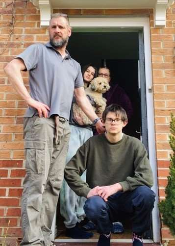 The Moss family had to contend with a boiler and oven issues while isolating