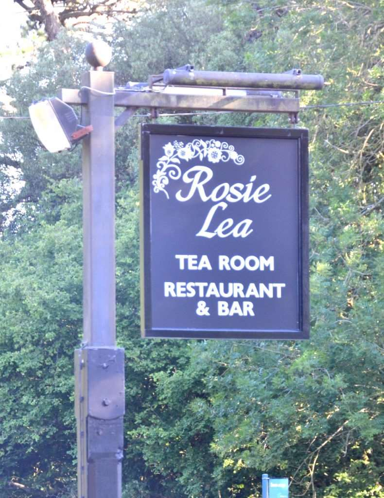 Rosie Lee House offers tea and formal dining