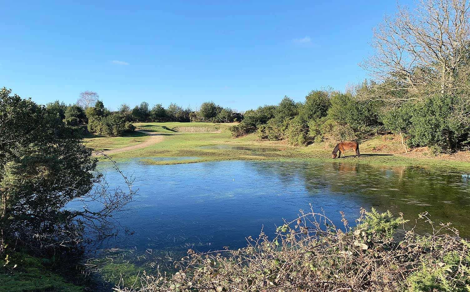 Burley Golf Club has re-opened to members.