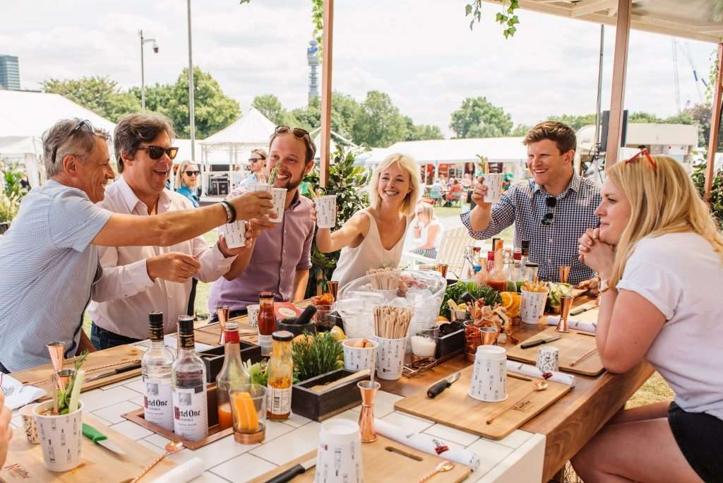 A range of eateries will host diners Thursdays to Sundays at the park in Bath Road