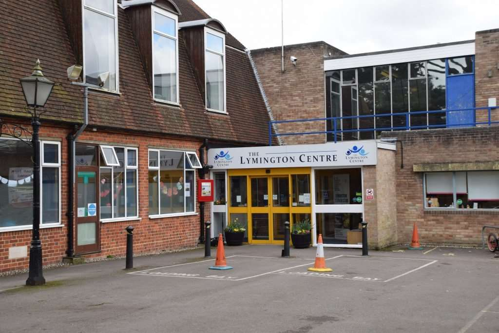 Lymington Community Centre members will vote in May on plans to sell part of the car park