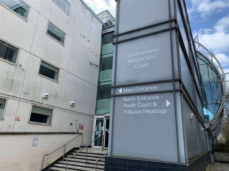 Stephen Dempsey admitted the charges in Southampton Magistrates' Court