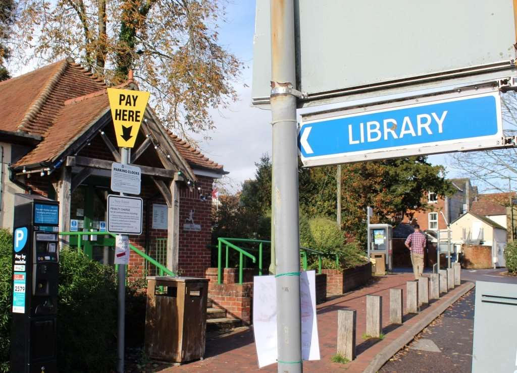 Lyndhurst library is one of eight set to close