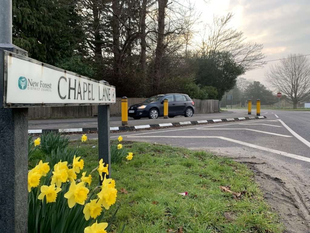 Among the plans is a new footway from Chapel Lane costing £23,000